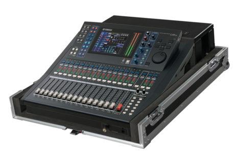 Gator Custom Fit G-TOUR Mixer Case for Yamaha LS9