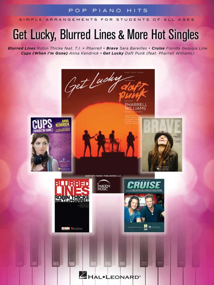 Hal Leonard Pop Piano Hits Series