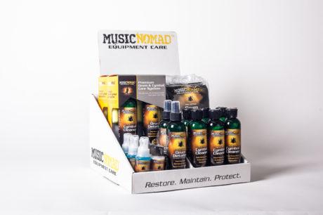 MusicNomad Premium Drum & Cymbal Care Kit