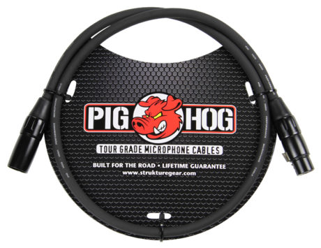 PigHog Extra-Strength Cables In New & Improved Packaging