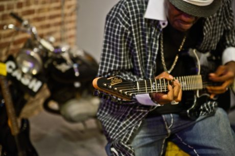 St. Blues' Eric Gales Signature Guitar