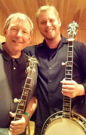 Gold Star Banjo Pickers Nominated for IMBA Award