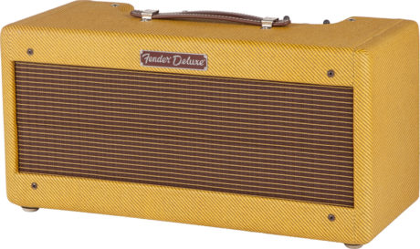Fender '65 Deluxe Reverb and '57 Deluxe Updates