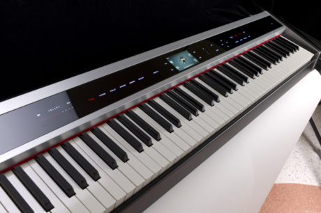 Physis Modeling Piano Technology