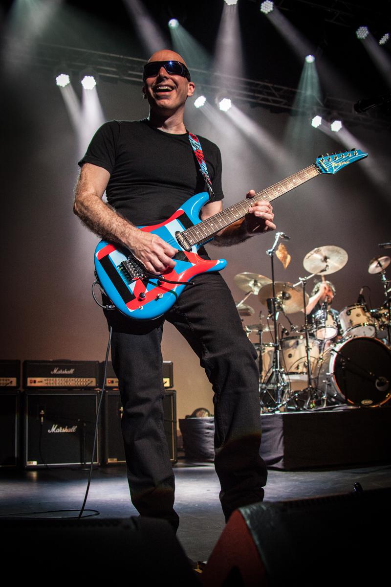 Joe Satriani « MMR Magazine