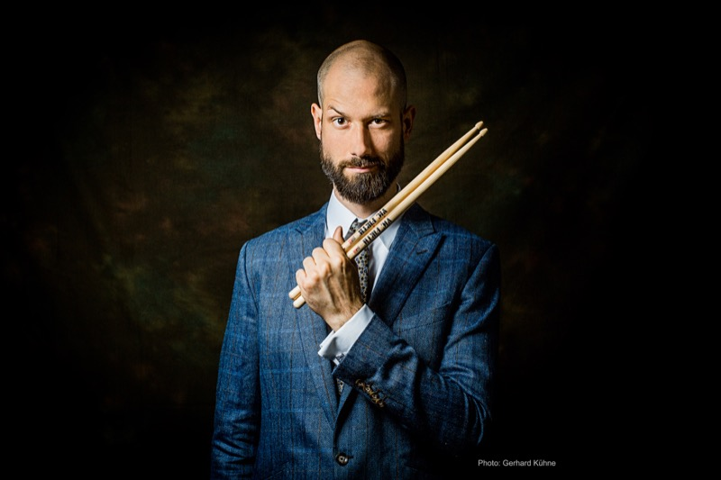 Benny Greb for Vic Firth