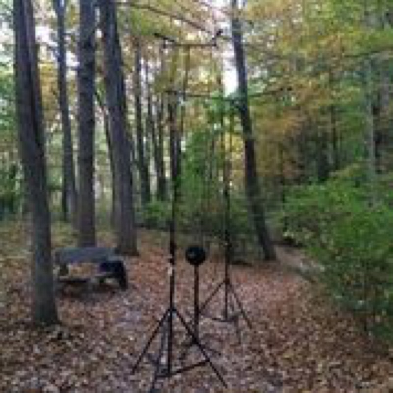 DPA Microphones on location in Palmyra, NY