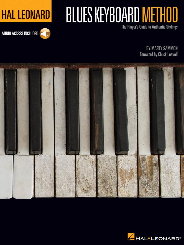 Hal Leonard Blues Keyboard Method, Lead Guitar Licks, and