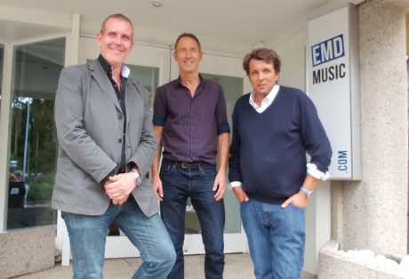 Studiomaster EMD distribution deal